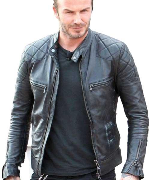 David Bekham Leather Jacket  MLJ05 – Online Shopping in Pakistan ... 76b10e54c6