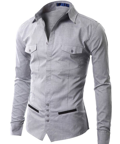 56b7a77ef3a Cotton Dress Shirt  MDS1 – Online Shopping in Pakistan  Fashion ...