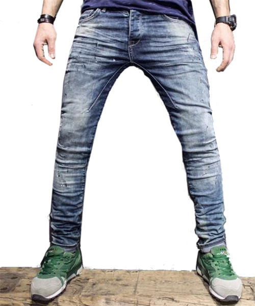 Men Slim Fit Distressed Jeans  MJ1 – Online Shopping in Pakistan ... bf06e23998