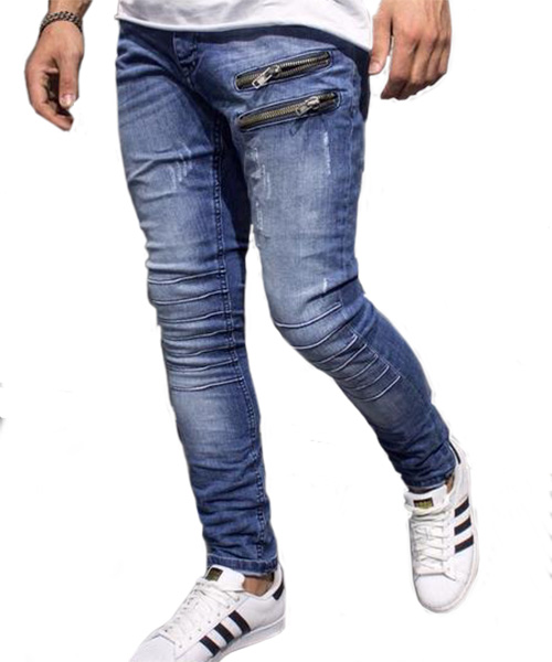 Men Slim Fit Distressed Jeans  MJ3 – Online Shopping in Pakistan  Fashion    Cash on Delivery  mYar.pk 6f06ac7bb5