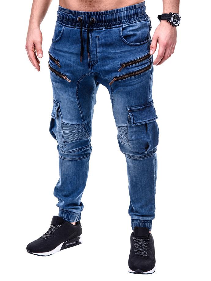 neueste auswahl Outlet-Verkauf Entdecken Men Slim Fit Jogger Jeans #MST6